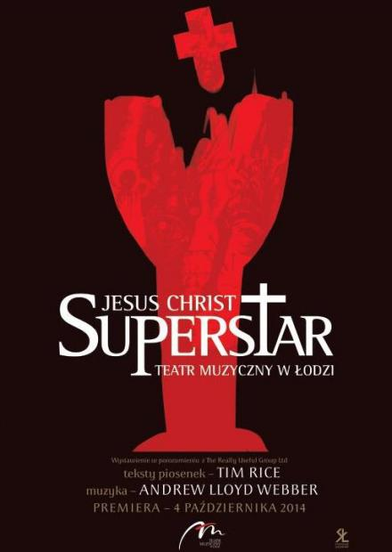 Jesus Christ Superstar plakat