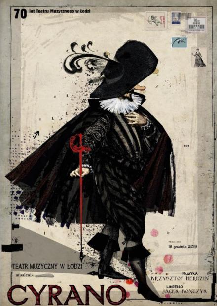 Cyrano plakat